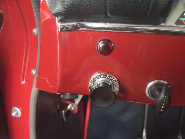 zischen nach motor abstellen