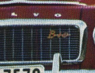 B18 emblem prospekt 1963